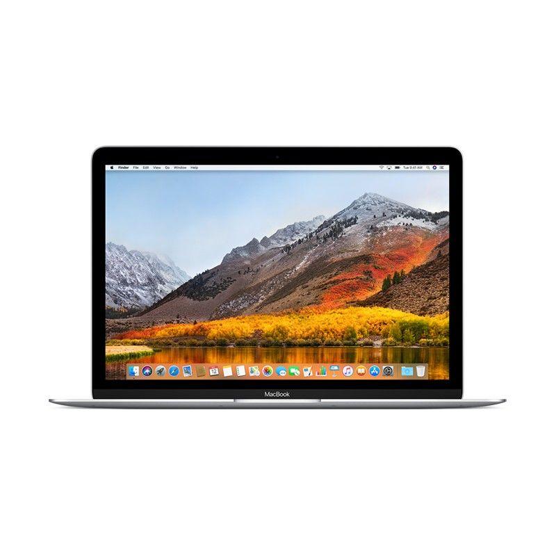 """MacBook 12"""" 1.3GHz dual-core Intel Core i5, 512GB - Prateado"""