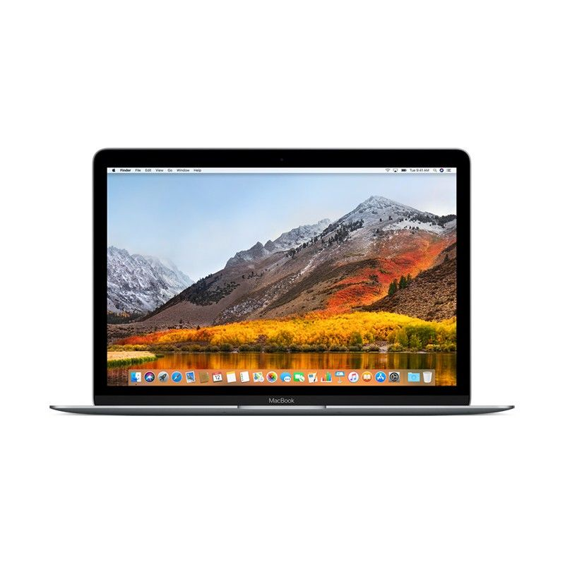 "MacBook 12"" 1.3GHz dual-core Intel Core i5, 512GB - Cinzento Sideral"
