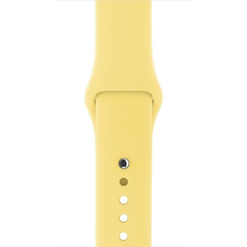 Bracelete em tecido de nylon  (38 mm) - Rosa (Vitrine)
