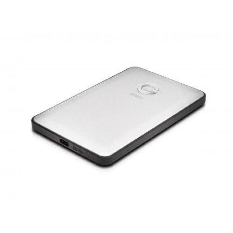 G-Technology G-Drive Slim USB-C - 500GB SSD