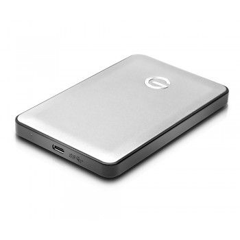 G-Technology G-Drive mobile USB-C - 1TB - Prateado
