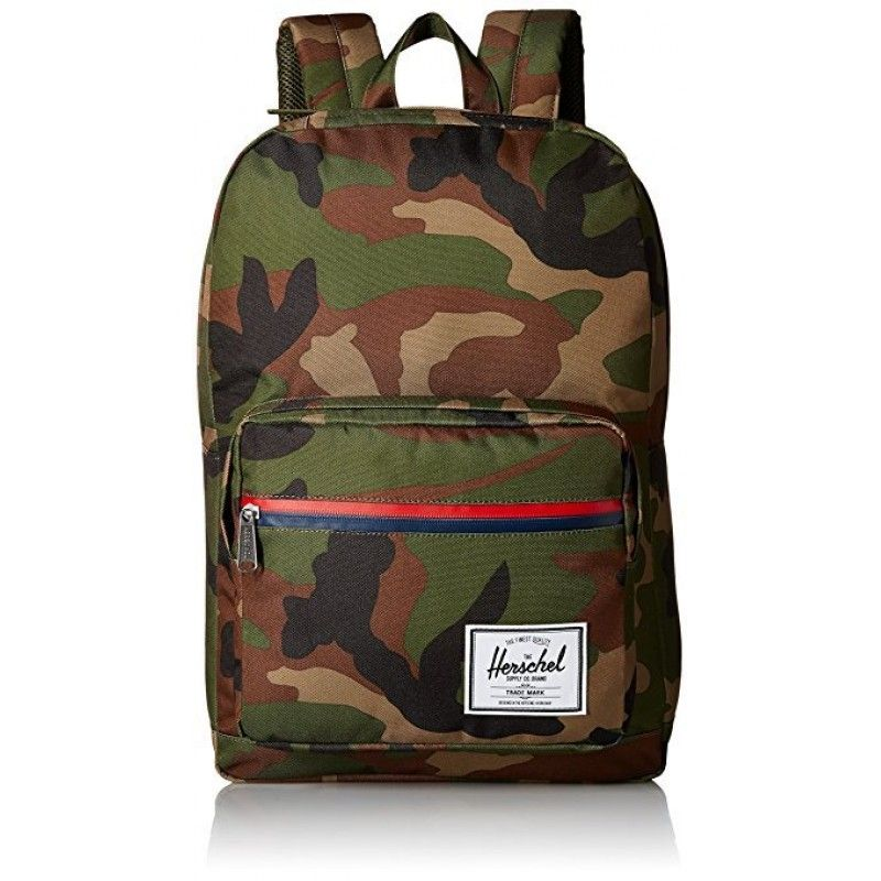 Mochila Herschel Pop Quiz - Woodland