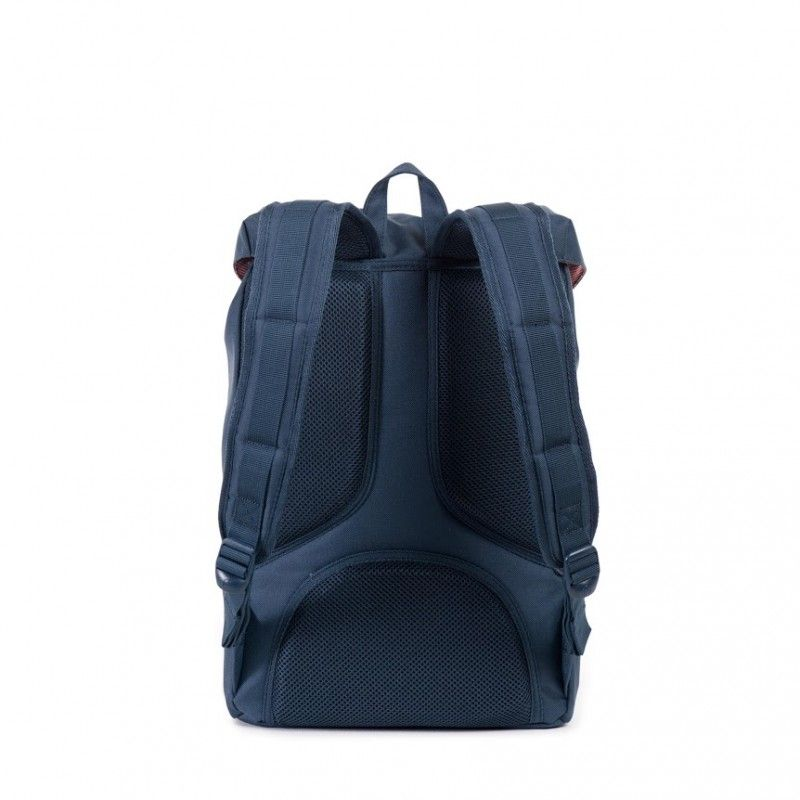 Mochila Herschel Little America Mid Vol (17L) - Navy