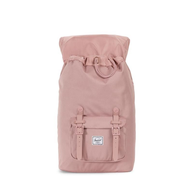 Mochila Herschel Little America Mid Vol (17L) - Ash Rose