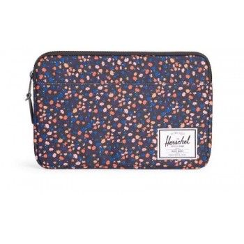 Bolsa Sleeve Herschel Anchor 12´ - Black/Mini Floral