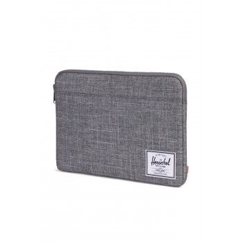 Sleeve Herschel Anchor MacBook 12 - Raven Crosshatch