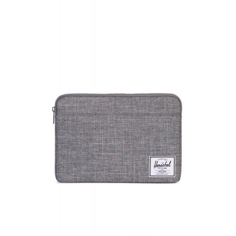 """Sleeve Herschel Anchor MacBook 15"""" - Raven Crosshatch"""