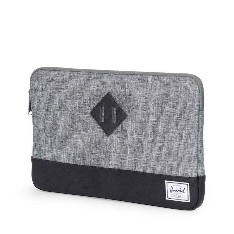 Sleeve Herschel Heritage MacBook 12´ - Raven Crosshatch