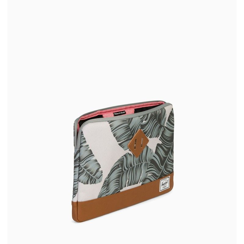 "Sleeve Herschel Heritage MacBook 12""- Silver Birch"