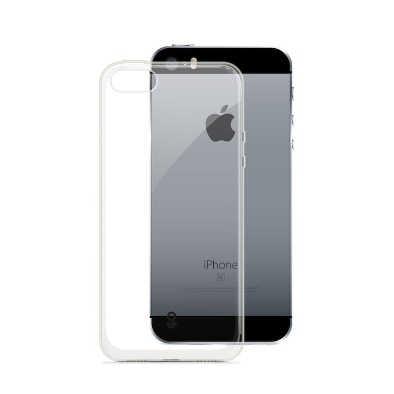Capa protetora para iPhone SE GMS essentials - Transparente