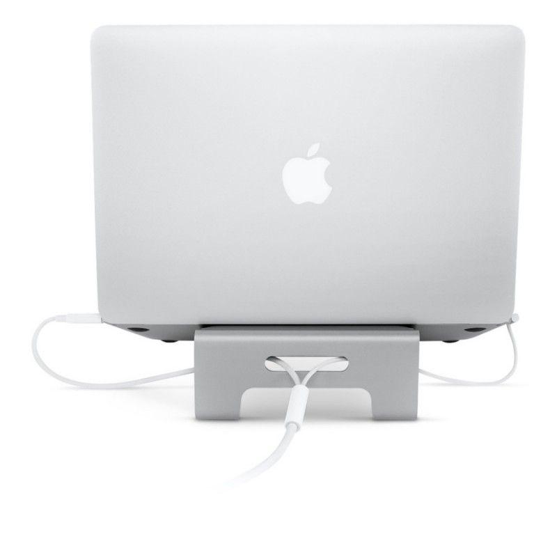 Suporte para MacBook ou iPad Pro ParcSlope da Twelve South - Prateado