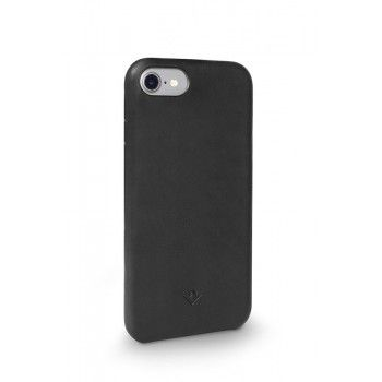 Capa em pele Twelve South Relaxed para iPhone 8 / 7 - Preto