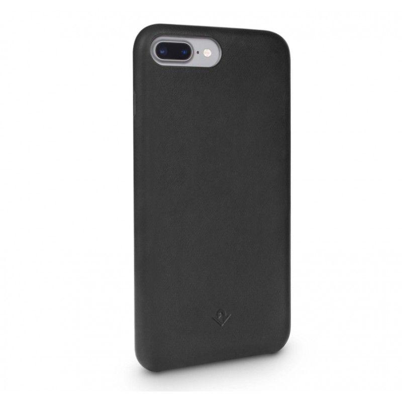 Capa em pele Twelve South Relaxed para iPhone 7 / 8 Plus - Preto