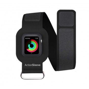 Twelve South - ActionSleeve Apple Watch 42mm L - Preto