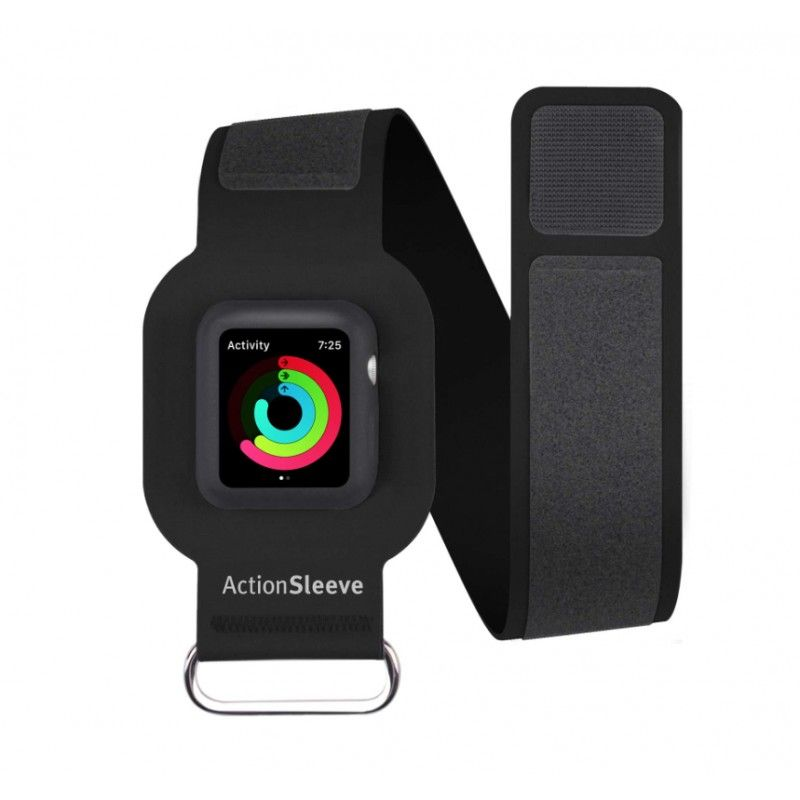 Twelve South - ActionSleeve Apple Watch 42mm L - Preto