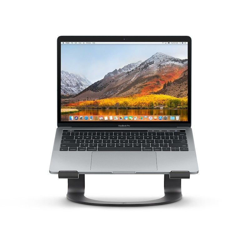 Suporte Twelve South Curve para MacBook - Preto Mate