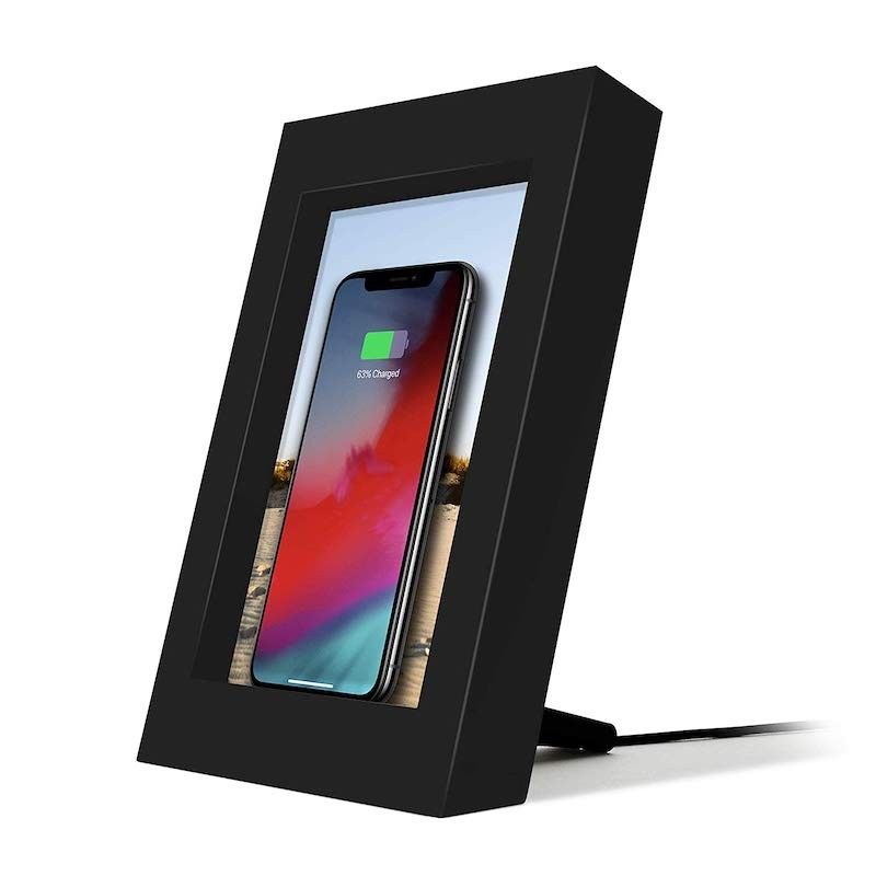 Carregador Twelve South PowerPic Qi Charger - Preto