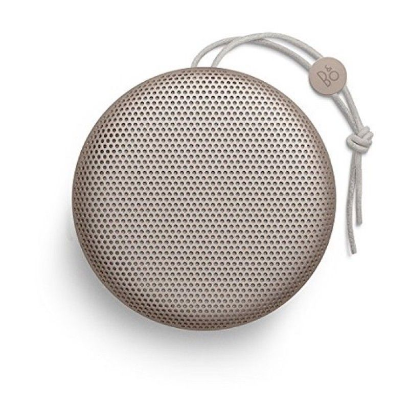 Coluna portátil B&O Beoplay A1 Bluetooth - Sand Stone