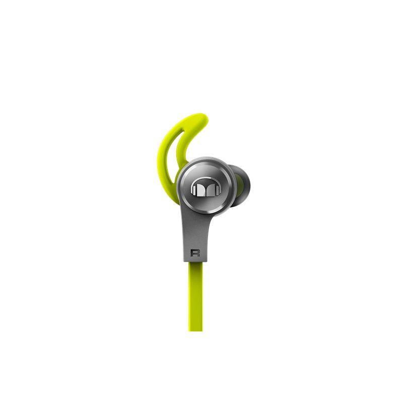 Auriculares iSport Achieve com Mic - Verde