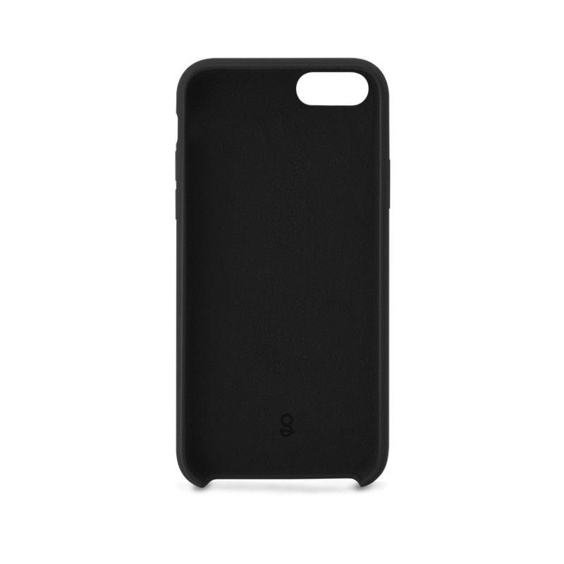 Capa em silicone para iPhone 7/8 GMS essentials - Preto