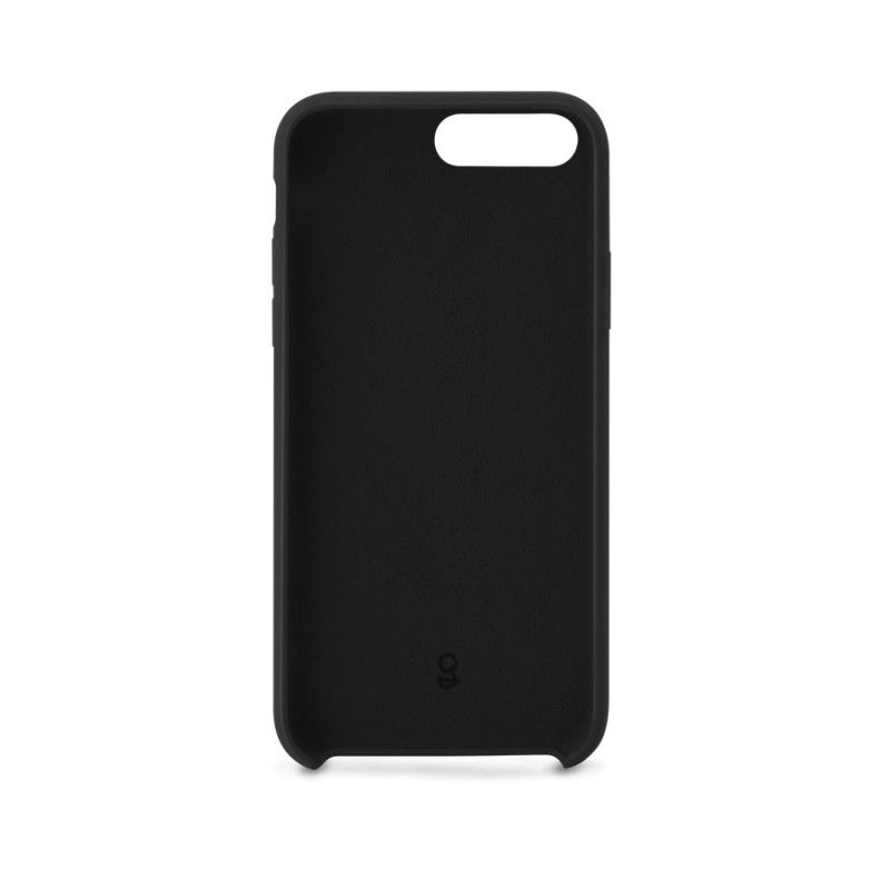 Capa em silicone para iPhone 7 Plus / 8 Plus GMS essentials - Preto