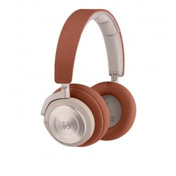 Auscultadores Bluetooth B&O Beoplay H9i com Noise Cancel - Terracota