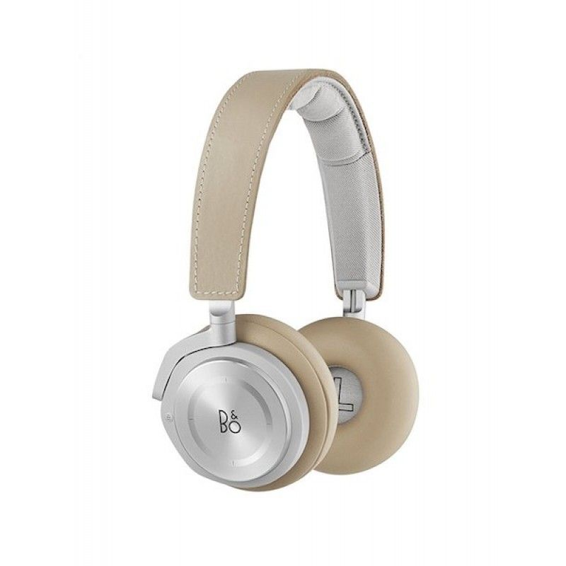 Auscultadores Bluetooth B&O Beoplay H8i com Noise Cancel - Natural