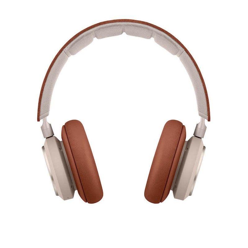 Auscultadores Bluetooth B&O Beoplay H9i com Noise Cancel - Terracota