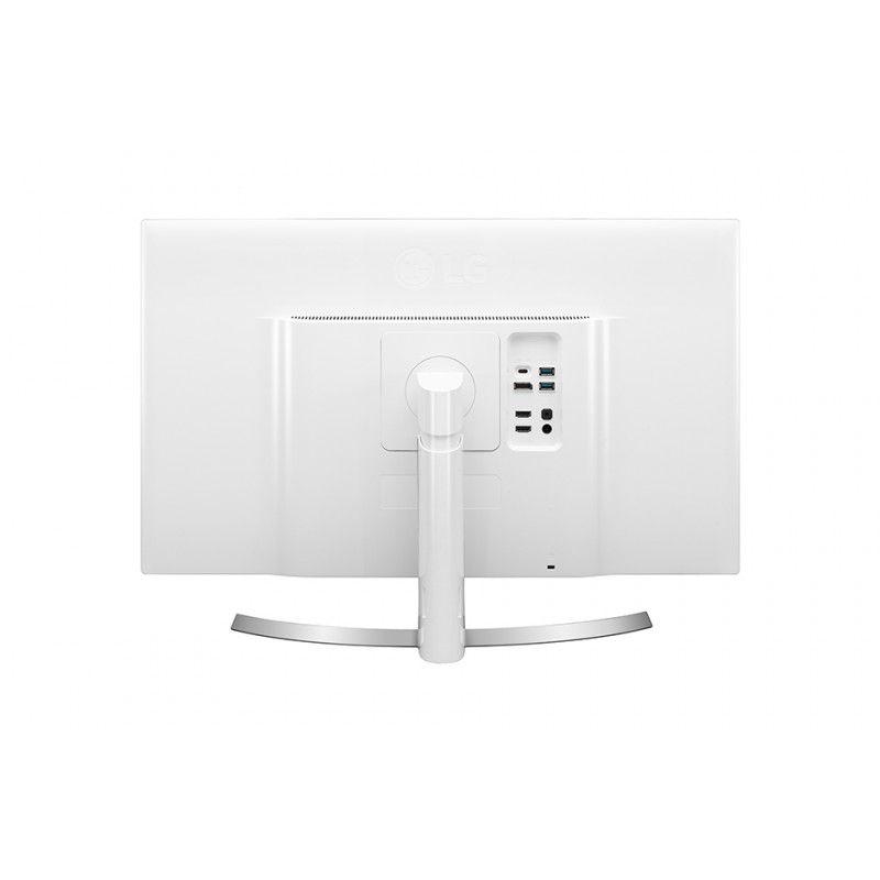 """Monitor 4K LG 27"""" com ligação USB-C"""