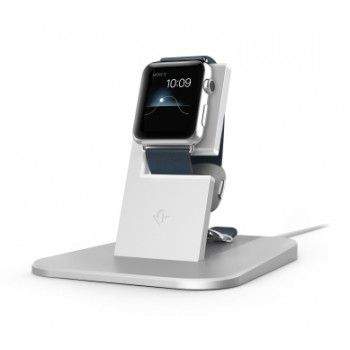 Stand para Apple Watch HGiRise Twelve South -  Prateado