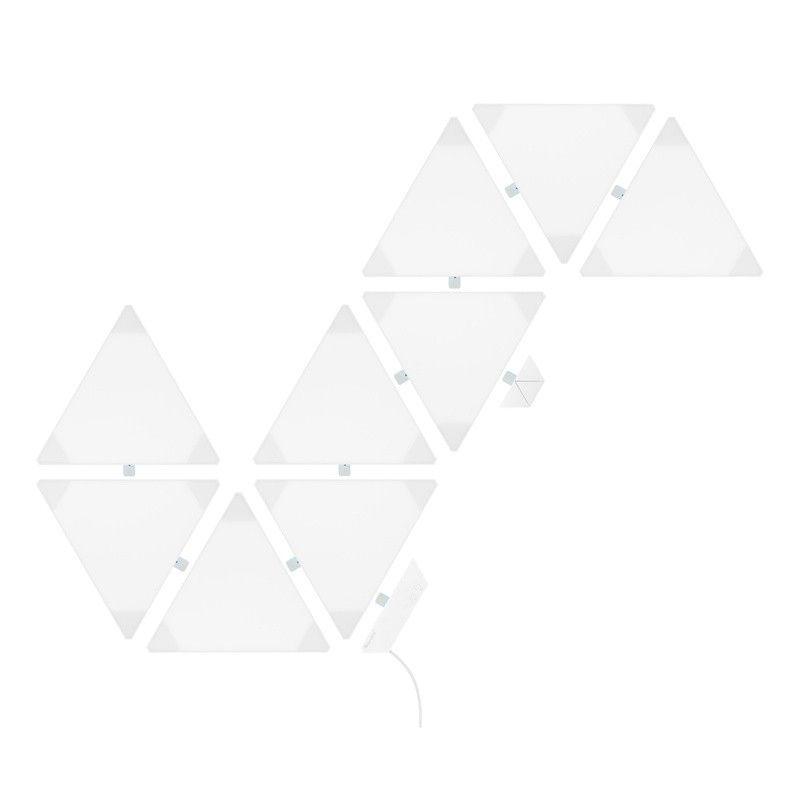 Nanoleaf Light Panels - Rhythm Edition (9 Panels)