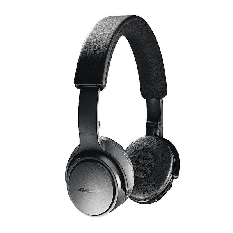 Auscultador sem fios Bose Soundlink On-Ear - Preto
