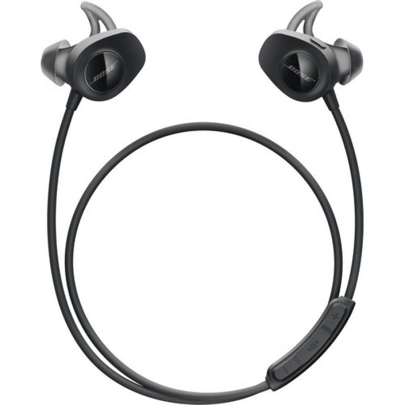 Auscultadores sem fios Bose SoundSport - Preto