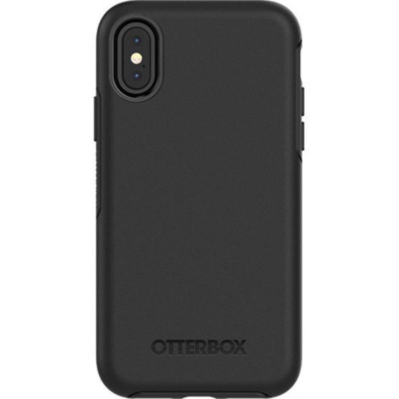 Capa Otterbox Symmetry para iPhone X - Preto
