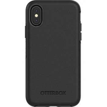 Capa Otterbox Symmetry para iPhone X - Preto