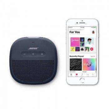 Coluna Bose SoundLink Micro Bluetooth - Azul