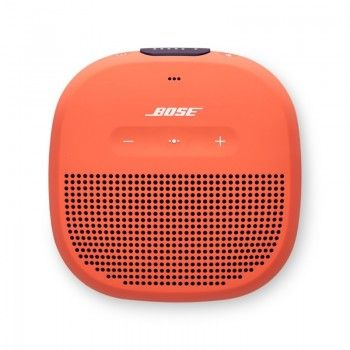 Coluna Bose SoundLink Micro Bluetooth - Laranja