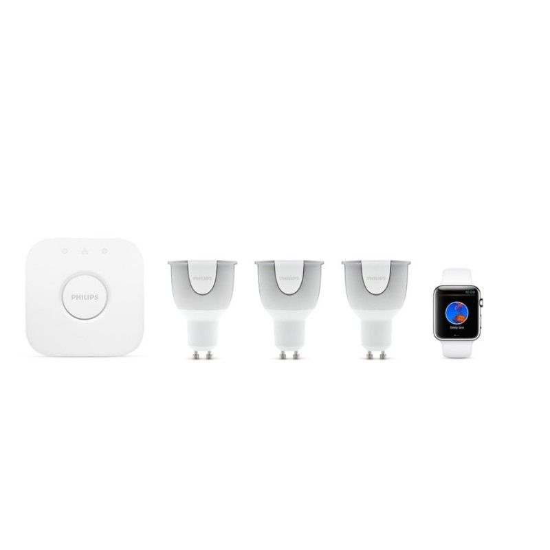 Philips Hue Starter Kit (GU10)