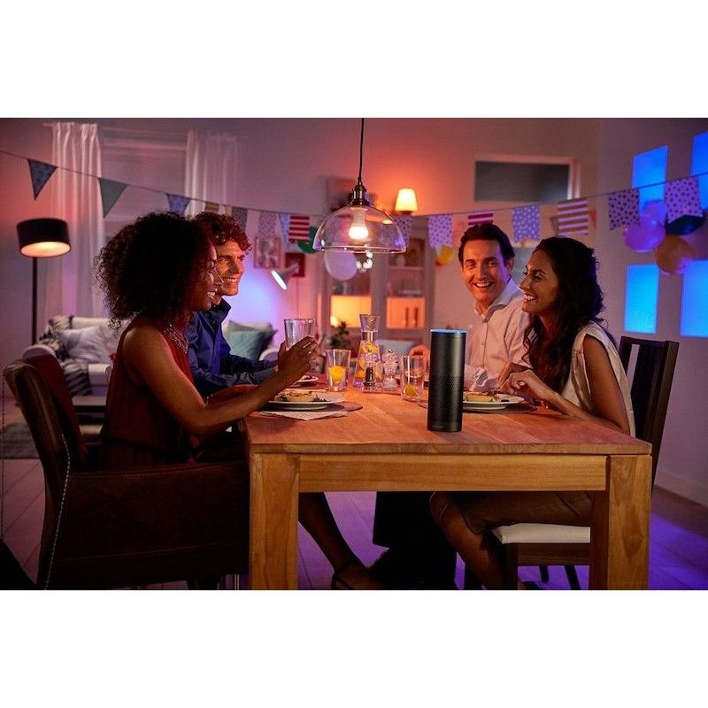 Philips Hue Ambiance Starter Kit (E27) - White and Color (B)