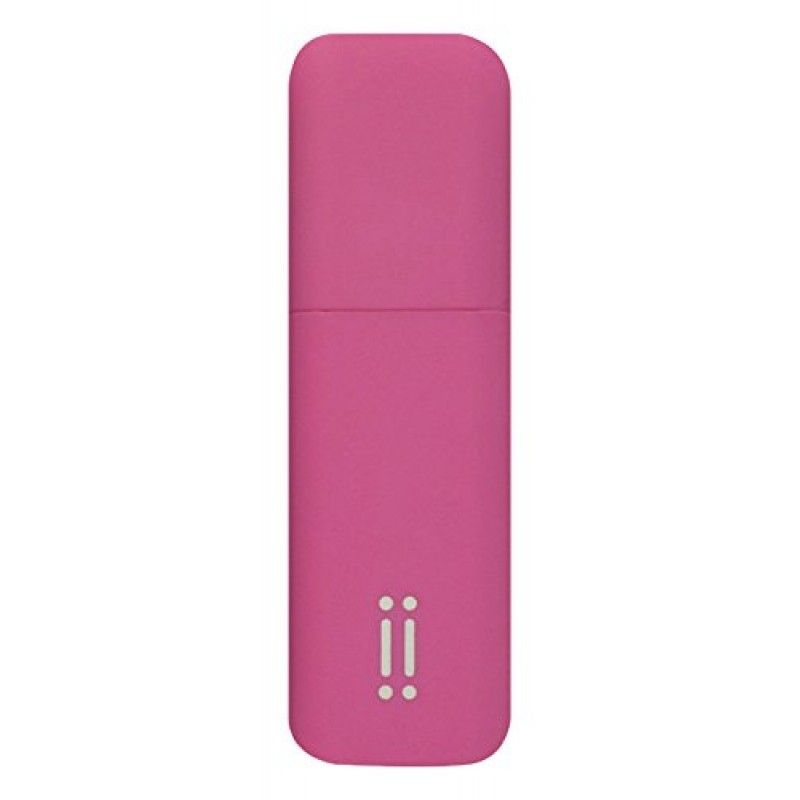 Power Bank Aiino com 2600 mAh - Rosa