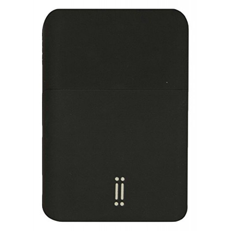 Power Bank Aiino com 7800 mAh - Preto
