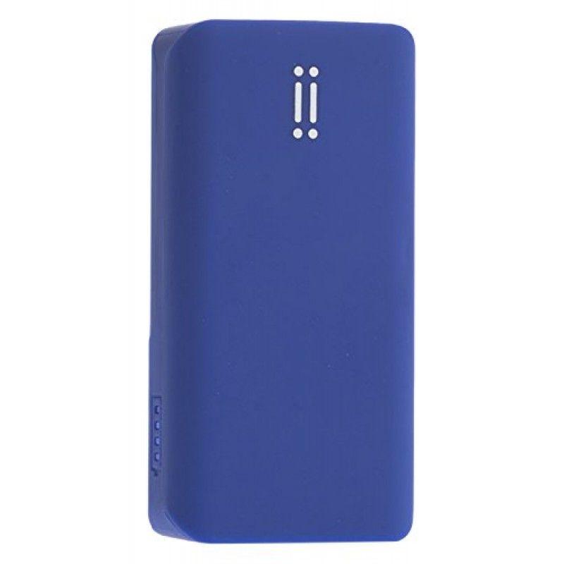 Power Bank Aiino com 5200 mAh - Azul
