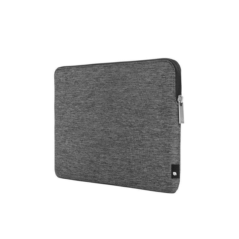 """Bolsa fina para MacBook 12"""" Incase  - Preto Khaki"""