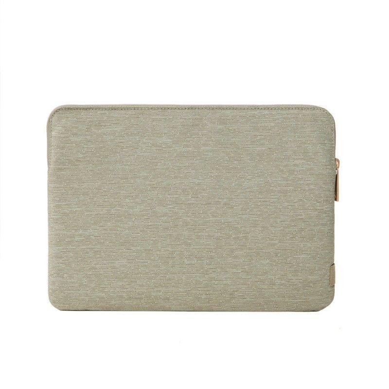 """Bolsa fina para MacBook 12"""" Incase  - Cinzento Khaki"""