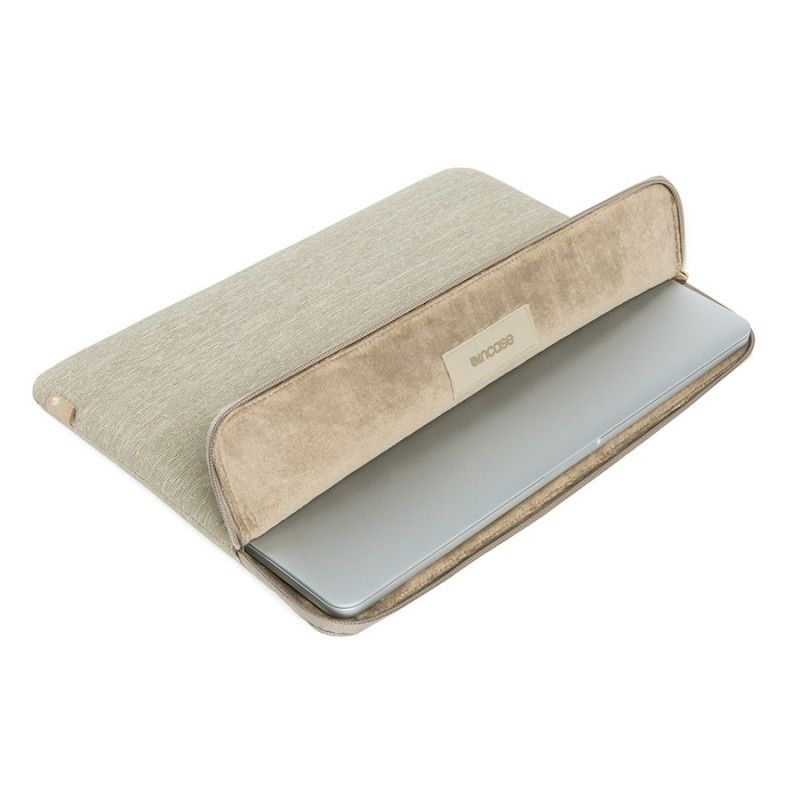 """Bolsa para MacBook Pro 13"""" Incase  - Cinzento Khaki"""