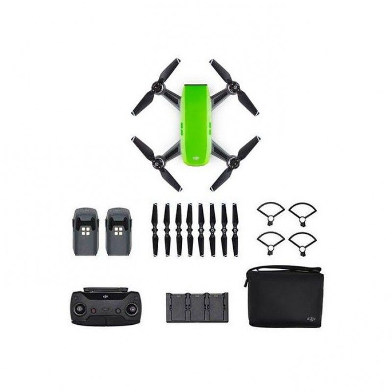 DJI Spark Combo Meadow Green