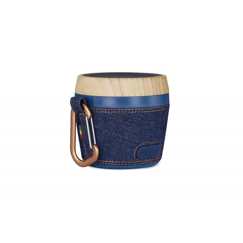 Coluna Portátil Bluetooth House of Marley Chant Mini - Denim
