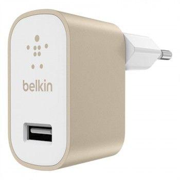 Carregador de parede Belkin MixIt - Dourado