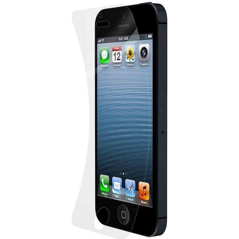 Película de vidro invisiGlass 9H para iPhone 5/5s/SE