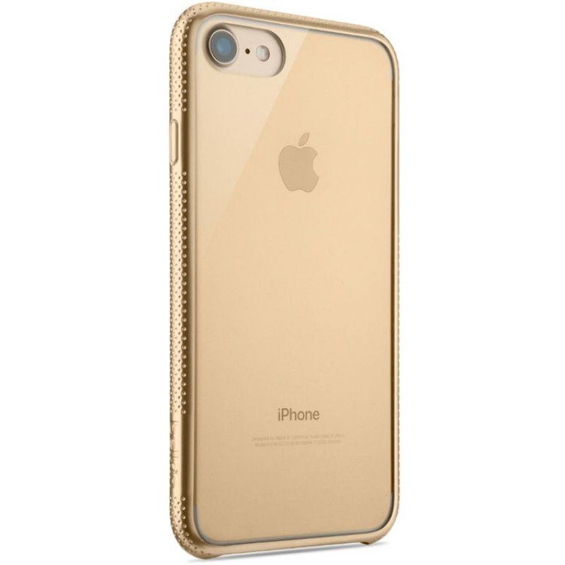 Capa iPhone 8 / 7 Belkin Air Protect SheerForce - Dourado